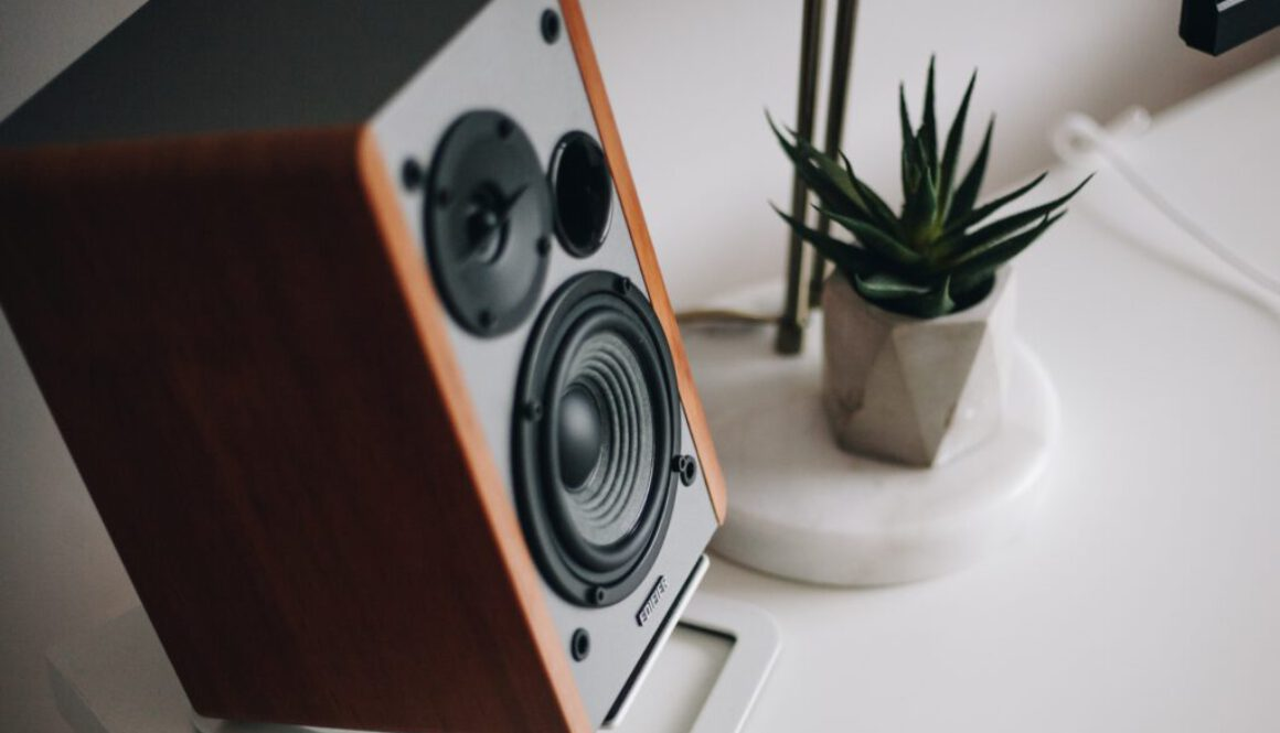 stereo speakers high fidelity system
